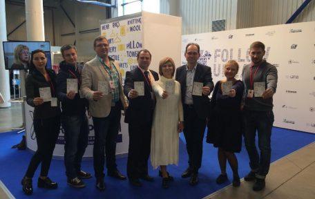 Наші учасники на «BalticFashion&TextileVilnius 2016»