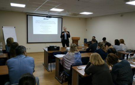 Черговий семінар Проекту SME export compliance under DCFTA