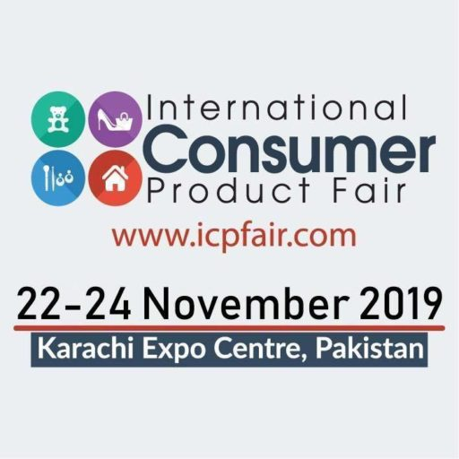 22-24.11.2019 –  International Consumer Product Fair 2019, Пакистан, Карачі
